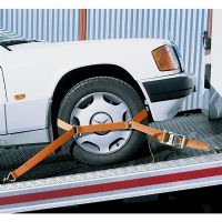 Car Loadbinder Ratchet Straps 3pce